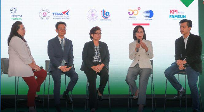 งานโพรแพ็ค เอเชีย 2020 โชว์นวัตกรรมยุคดิจิตอล เน้นความยั่งยืน ร่วมเจรจาธุรกิจกับคู่ค้าทั่วโลก