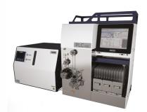 เครื่องแยกสารสำคัญให้บริสุทธิ์ด้วยเทคนิคการปั่นเหวี่ยง (Gilson CPC Centrifugal Partition Chromatography Column)