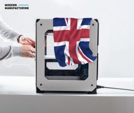 UK เร่งวางแผนมาตรฐานความปลอดภัยที่เกี่ยวข้องกับการพิมพ์ 3 มิติ