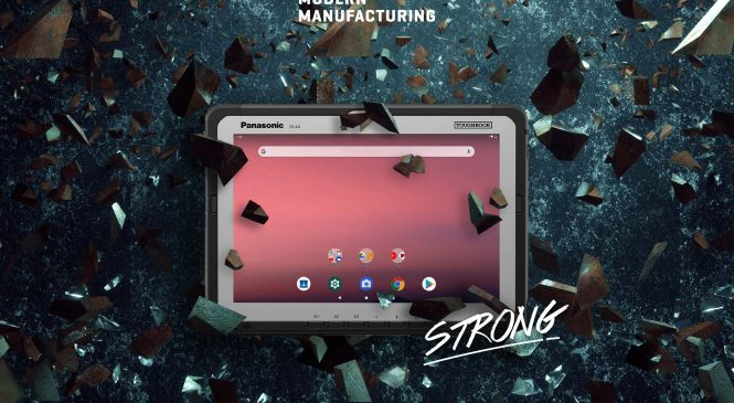 Toughbook A3 จาก Panasonic ที่สุดแห่งนวัตกรรม Android พันธ์แกร่ง