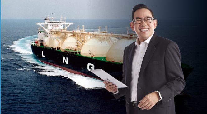 ราคา Spot LNG โลกปรับเพิ่มขึ้น