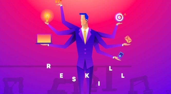 หรือการ Reskill จะไม่ได้รับประกันการจ้างงานเสมอไป?