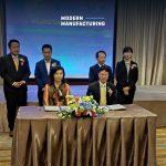 Automation Park และบริษัท ทีเคเค คอร์เปอเรชั่น จำกัด ร่วมลงนามจับมือพัฒนาอุตสาหกรรมไทย