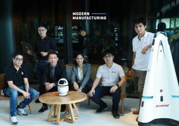 รู้จัก 3 หุ่นยนต์สัญชาติไทยจาก OBODROID