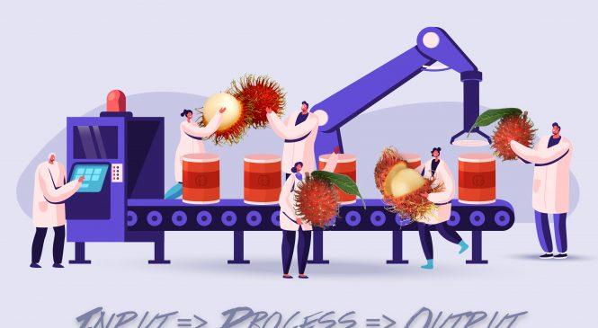 Lean Talk: ผลิตภาพ และ มูลค่าเพิ่ม ในอุตสาหกรรมอาหาร