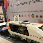 Thailand Electric Locomotive Design Contest 2020 โดย วสท. และ สอวช.