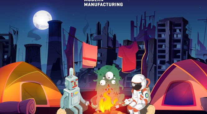 ครบรอบ 100 ปีหุ่นยนต์เปลี่ยนโลก! มองโลกผ่านประวัติศาสตร์ความฝันของมนุษย์