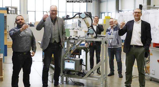 Universal Robots คาดเอเชีย แปซิฟิก จะกลายเป็นตลาดโคบอทที่ใหญ่ที่สุดในปี 2564 ถึง 2569
