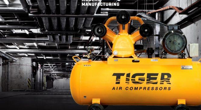 รีวิว | ปั๊มลมอุตสาหกรรมแบบสายพาน TGA315-500M