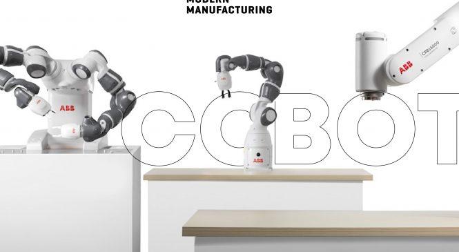 ABB เผยโฉม Cobot รุ่นใหม่ GoFa และ SWIFTI ครอบคลุมการใช้งานที่มากยิ่งขึ้น