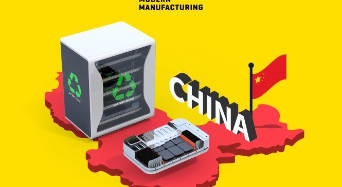 ผู้ผลิต EV จีนวางแผนรีไซเคิลแบตเตอรี่รองรับการเติบโตอย่างรวดเร็ว
