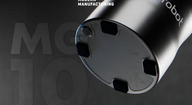 ออนโรบอตปล่อย MG10 อุปกรณ์มือจับระบบแม่เหล็กขั้นเทพ เพื่อหุ่นยนต์ที่ต้องใช้ความแม่นยำและปลอดภัยสูง