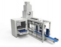 Compact Open-Mouth Bagging System