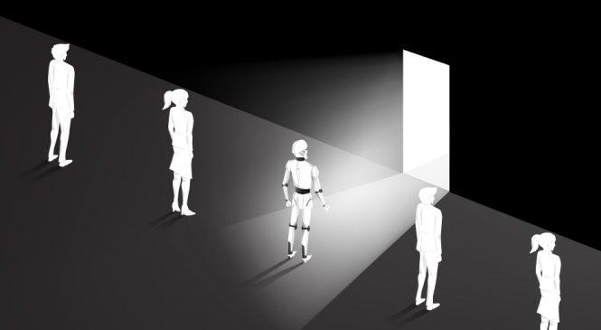วิจัยชี้มนุษย์อาจเชื่อเครื่องจักรมากกว่าคนด้วยกันเอง!