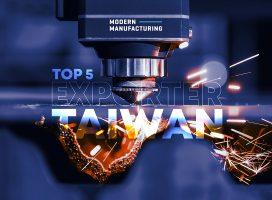 Taiwan Excellence เปิดตัวเครื่องจักรกลสำหรับอุตสาหกรรมโลหะ ตอกย้ำผู้นำ Top 5 ผู้ส่งออกเครื่องจักรกลของโลก