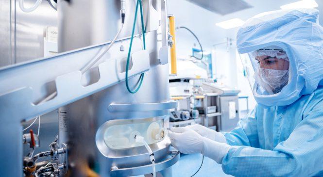 ซีเมนส์ช่วยให้ไบโอเอ็นเทคผลิตวัคซีนโควิด-19 ได้เร็วขึ้น