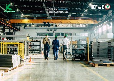 เปลี่ยนความฝันในการผลิต ให้เป็นความจริงทิ้งห่างคู่แข่งด้วย KF&E