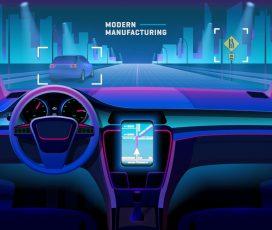 ชิ้นส่วนตรวจจับแสงความอ่อนไหวสูงเปิดทางสู่ยานยนต์อัตโนมัติ