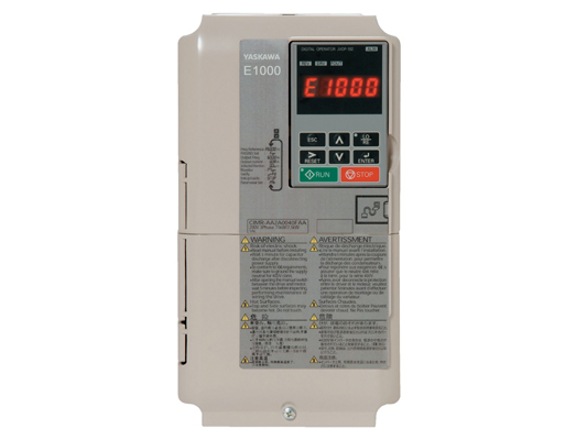 AC Inverter Drives : E1000 - Fan, Pump & HVAC Applications