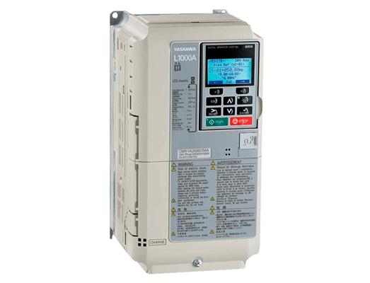 AC Inverter Drives : L1000 - Lift Applications