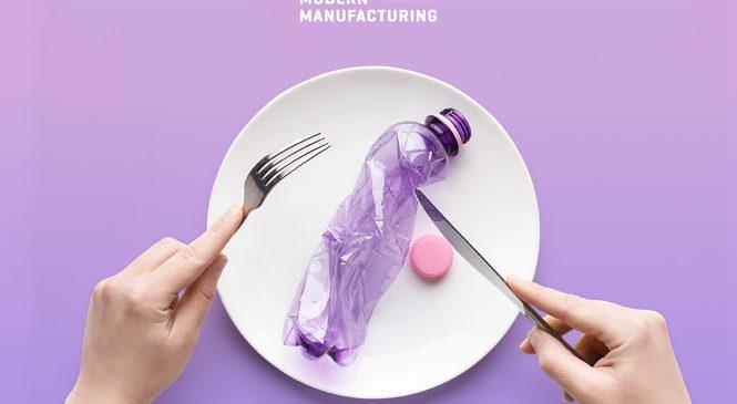 ถ้าพลาสติกอร่อยจะยังคงมีปัญหาขยะล้นโลกอีกหรือไม่?