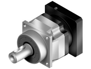 """""""AFR - Series Output torque T2N : 9 Nm - 2000 Nm Ratios: 1-stage : 3 / 4 / 5 / 6 / 7 / 8 / 9 / 10 / 14 / 20 2-stage : 15 / 20 / 25 / 30 / 35 / 40 / 45 / 50 / 60 / 70 / 80 / 90 /100 / 120 / 140 / 160 / 180 / 200 *Only AFR042 2-stage offers 15,20 option. Low backlash 1-stage : ≤2arcmin / ≤4arcmin / ≤6arcmin 2-stage : ≤4arcmin / ≤7arcmin / ≤9arcmin High efficiency 1-stage : ≧ 95% 2-stage : ≧ 92% Easy mount Low noise Compact structure """""""