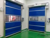 HIGH SPEED DOOR (ประตูเปิดปิดอัตโนมัติความเร็วสูง)