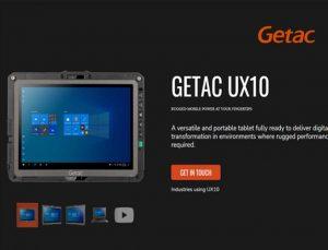 GETAC UX10