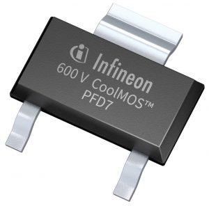 600 V CoolMOS™ PFD7 จาก Infineon