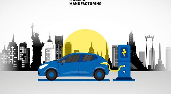 ยักษ์ขยับ! Foxconn ลุย EV ในอเมริกาและไทยไม่เกินปี 2023