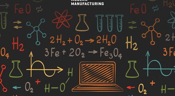 รู้หรือไม่ปฏิกริยาทางเคมีนั้นถูกคำนวณโดยคอมพิวเตอร์ได้
