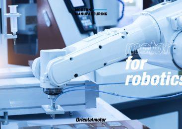 เลือกมอเตอร์ที่ใช่สำหรับหุ่นยนต์ต้องรู้อะไรบ้าง?