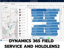 Dynamics 365 Field Service and HoloLens2