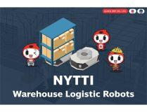 Warehouse Logistic Robots