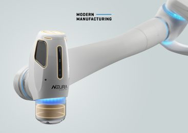 Neura Robotics เปิดตัวหุ่นยนต์ที่สามารถมองเห็น ได้กลิ่นและรู้สึกได้ในงาน Gitex 2021